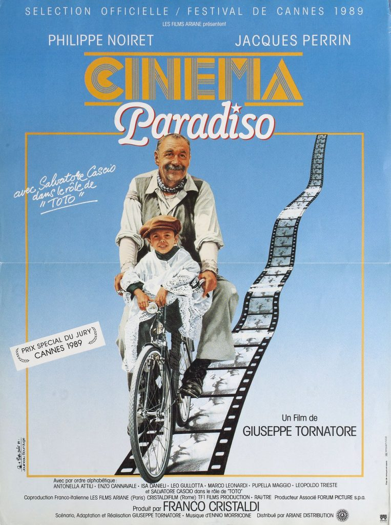 Nuovo Cinema Paradiso
