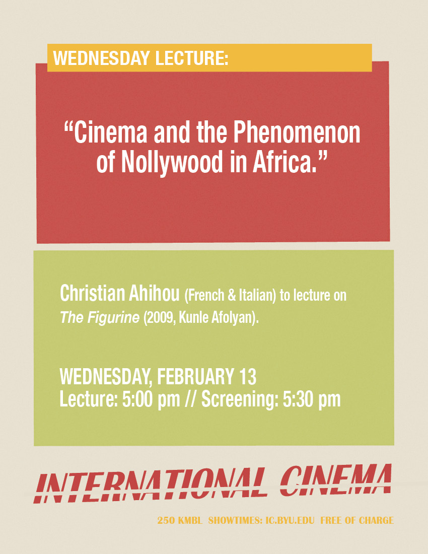 Cinema and the Phenomenon of Nollywood in Africa