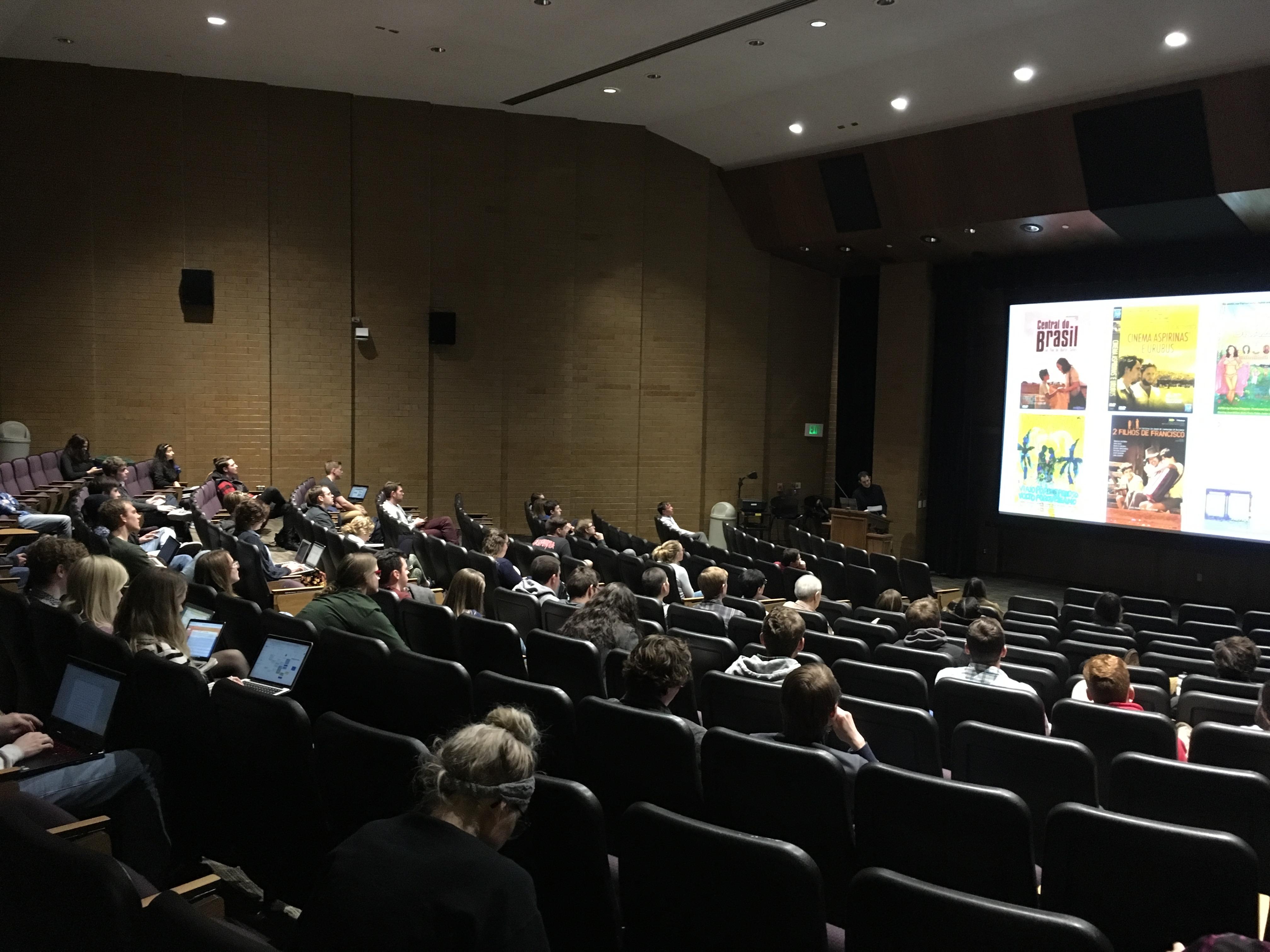 Rex Nielson: Brazilian Migrants in the Cinema