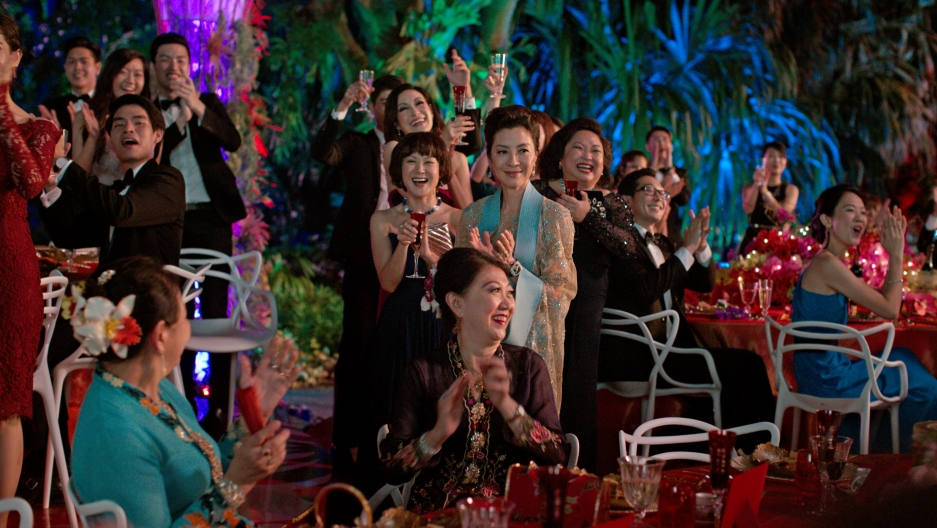Crazy Poor Asians: Rethinking Cultural Stereotypes