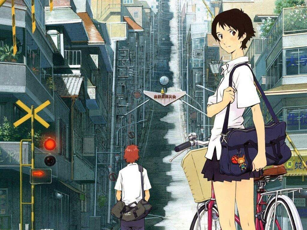 時をかける少女 - Toki o Kakeru Shōjo