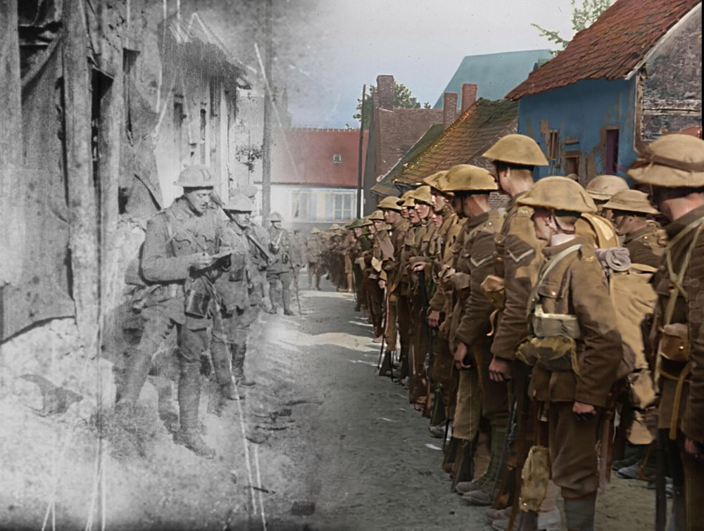 How Film Captured yet Continues to Humanize The Great War
