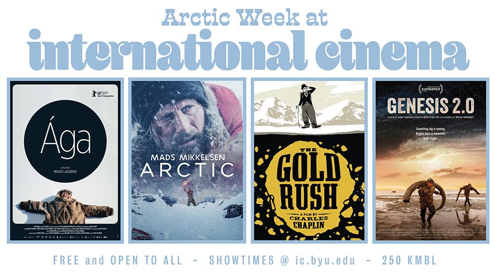 3.14 Winter 2020 Week 8 in Review: Ága, Arctic, The Gold Rush, Genesis 2.0
