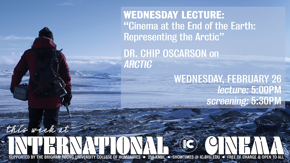 Cinema at the End of the Earth: Representing the Arctic on Film