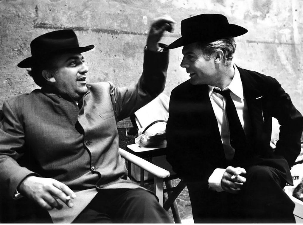 Marie Orton – Fellini's 8 ½: Fantasy Hits Reality and Reality Hits Back