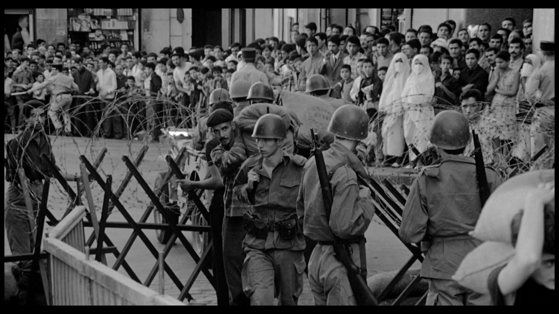 Daryl Lee – The Battle of Algiers: Art and Politics in Third World Cinema